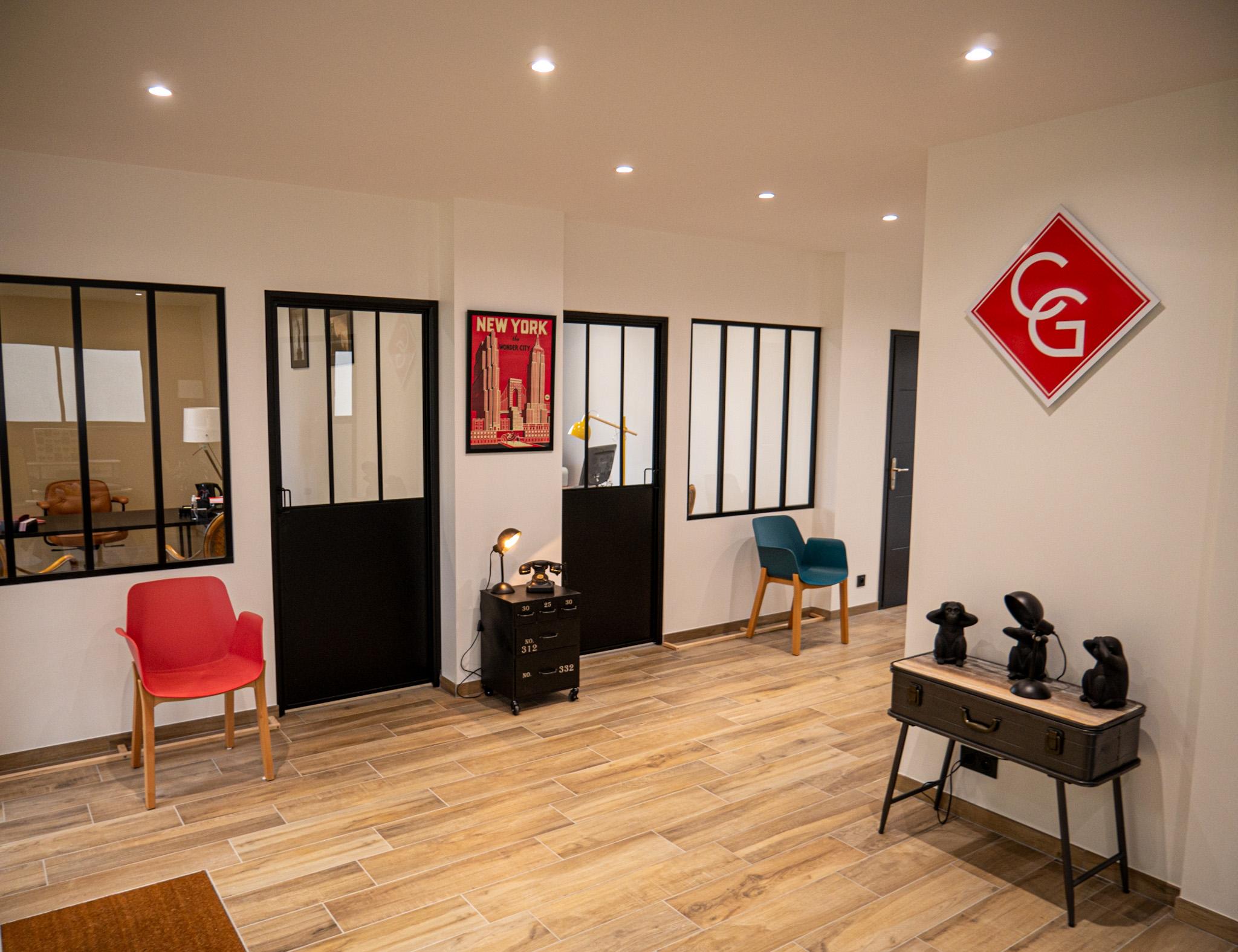 bureaux agence immobilière Bayeux